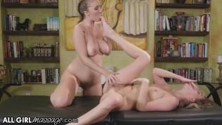 Licking My Hubby's Mistress, Lena Paul- AllGirlMassage