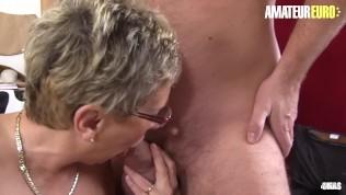 AmateurEuro - German Mature Honeys Seduce and Fuck a Young Guy