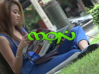 TUKTUKPATROL Thai Asian Mardi Gras Shaved Pussy Fucked