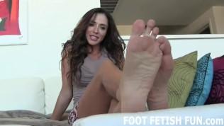Femdom Feet Porn And POV Foot Fetish Videos