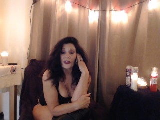 Live Phonesex Goddess Tells Closet Sissy Its Time For Real Cock