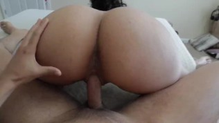 Popping This Latina Pussy...