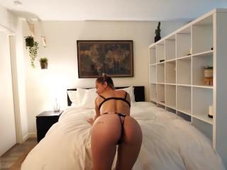 Alina Lopez Intro Strip & Mastubation