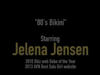 Juicy Jewel Jelena Jensen Mega Fucks Her Hot Pussy Toy Until She Cums!