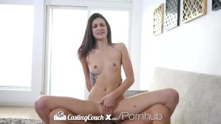 CASTINGCOUCH-X Wet Tight...