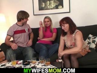 Reality/redhead/mom he hot redhead fucks