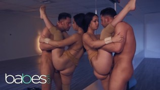 BABES - Dirty dancer Alina Lopez likes it rough