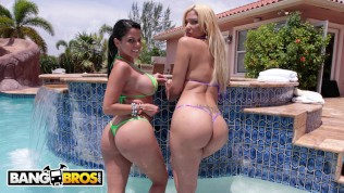 BANGBROS - Big Booty Threesome...