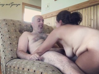 Making A Homemade Sex Tape - Missy and George Exposed - Full Video