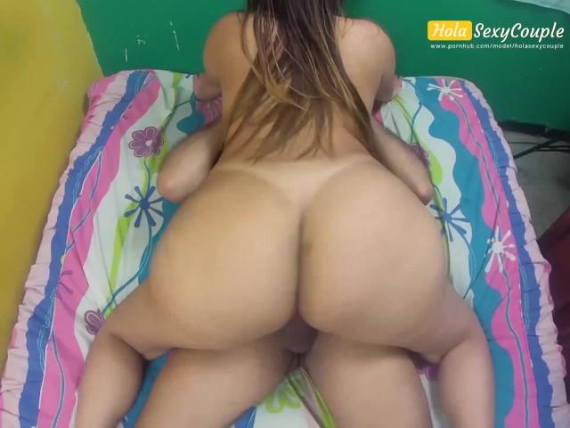 Big Ass Squat Riding Dick