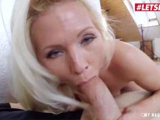 Letsdoeit - Busty Milf Fucked To Climax In The Photographers Office