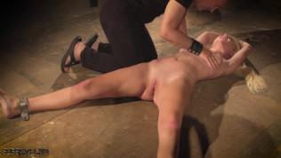 Tight sexy bondage and...