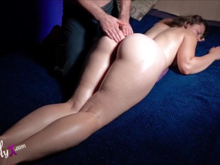 MILF- Masturbate Pussy and Massage Orgasm