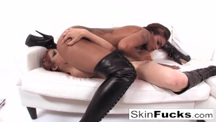 Skin teaches new recruit Penny Pax