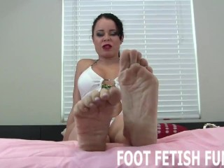 POV Foot Fetish And Femdom Feet Videos