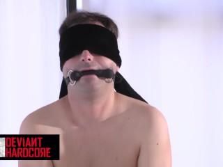 Deviant Hardcore - Mistress Chanel Preston pegs her slave man