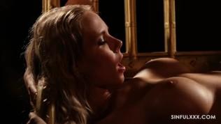 Beautiful Couple Share Intimate...