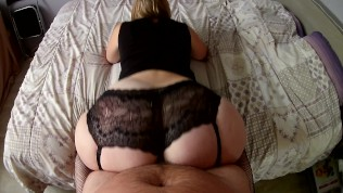 Best POV With This Big Ass Pawg Milf After A Party