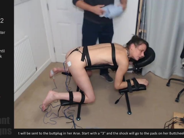 Submission Throat Fuck Bondage