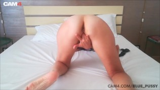 hot milf fucks her dildo while her husband is at work | cam4