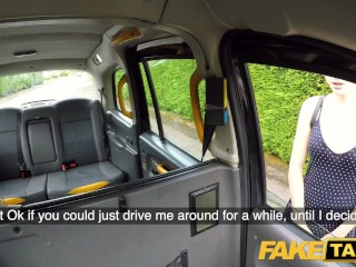 Fake Taxi Sweet 18yr teen Shi Official in her first taxi hot ride