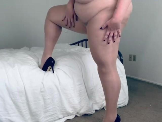 High heels hd big women porn