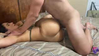 Big Butt puertorican señorita loves the way she is getting fucked