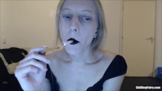 Blonde Dutch Petite Smoking Compilation – Teaser August 2019