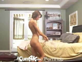 CUM4K Real Estate Agent Closes Deal With Multiple Creampies