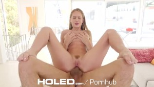 HOLED DEEP Leaking Creampie...