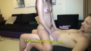 Asian Street Meat XXX  bangs like a mackerel swims