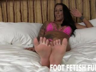 Feet Porn And POV Femdom Fetish Videos
