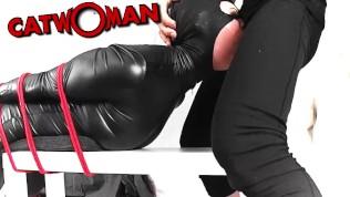 j'ai attrapé Catwoman!!!