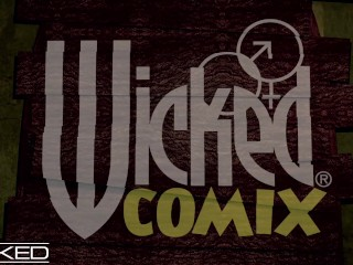 SUICIDE SQUAD XXX: AN AXEL BRAUN PARODY - Wicked Pictures