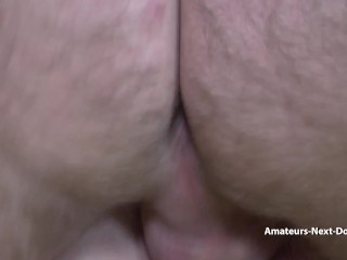 Stretch marked wife takes on two