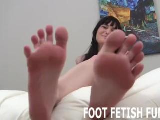 Foot Fetish And Femdom Feet Worshiping Videos