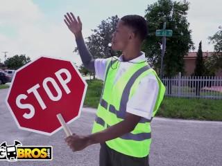 BANGBROS - MILF Rose Monroe Fucks Young Black Guy Named Lil D