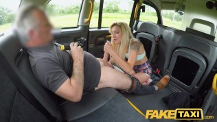 Fake Taxi Tight Anal For Hot Blonde Sophia Grace