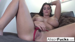 Big tittie Alison Tyler is interviewed