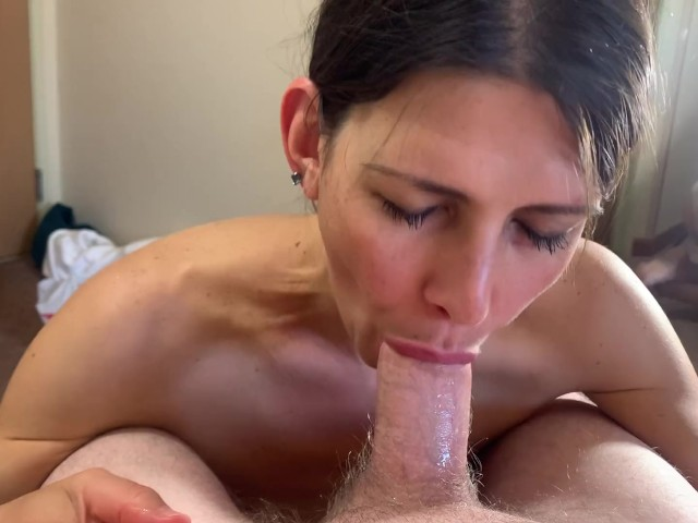 Homemade Blowjob Cum Mouth