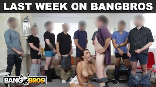 BANGBROS - That Appeared On Our Site From October 12th thru October 18th, 2