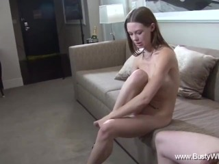 Teen Is In Love With Sex and Handjob