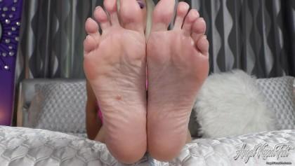Creme Solo Milf Füße Muschi Fotze spritzen