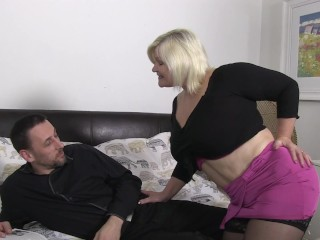 LACEYSTARR - Rebecca Jayne Smyth and Lacey Starr In Threesome
