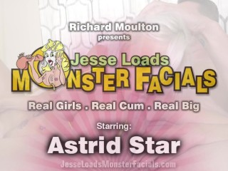 Astrid star loves fucking and sucking and gets a big facialAstrid Star love