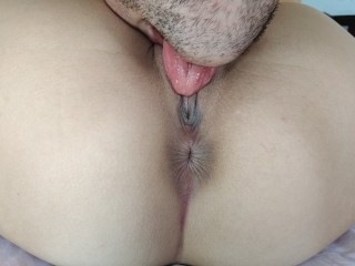 Would you like to lick such a pussy?