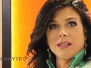 Kendall Penny Fucks on the FIRST Date! -TrannyPros