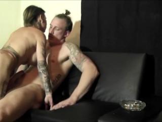 LUKE HARDY - Stripper Gina Snake Fucks Massive Cock