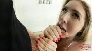 sexy slut lena paul gets ass fucked and anal creampied