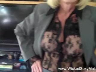 Hard Sex With Horny GILF Neighbor
